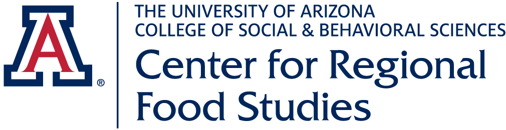 Logo of the University of Arizona Center for Regional Food Studies