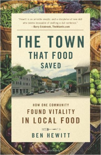 "Cover of ""The Town That Food Saved"""