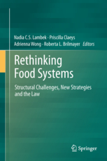 """Cover of """"Rethinking Food Systems"""""""