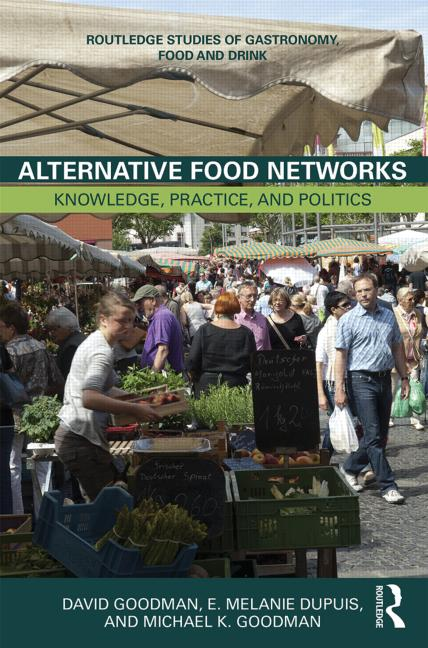 """Cover of """"Alternative Food Networks"""""""
