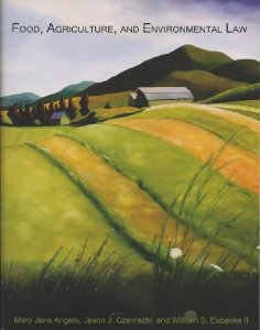 Cover of Food, Agriculture, and Environmental Law