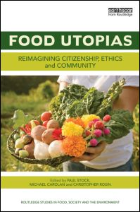 "Cover of ""Food Utopias"""