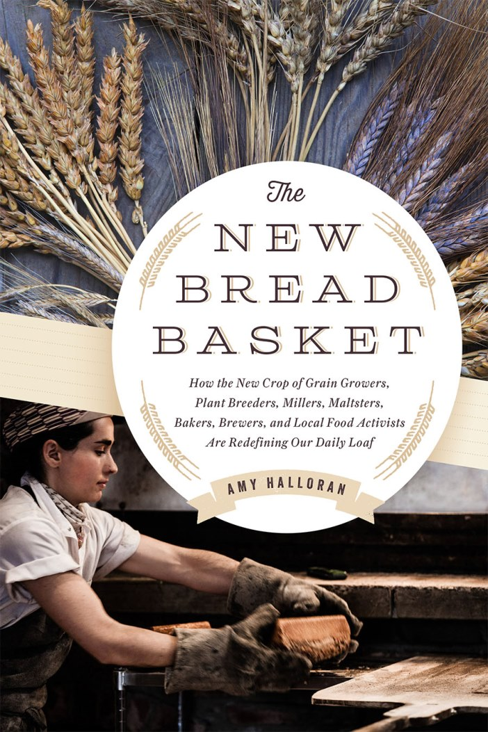 "Cover of ""The New Bread Basket"""