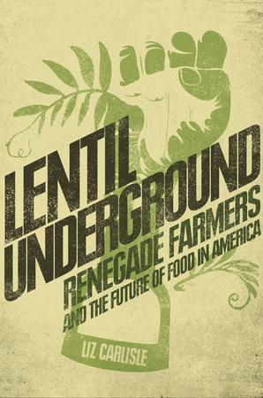 "Cover of ""Lentil Underground"""
