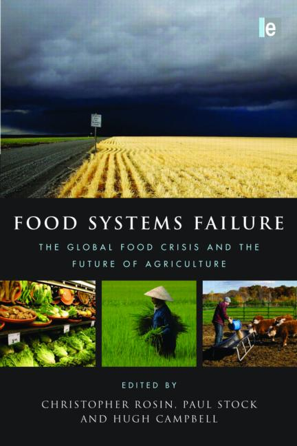"Cover of ""Food Systems Failure"""