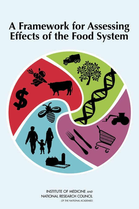 "Cover of ""A Framework for Assessing Effects of the Food System"""