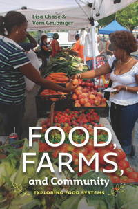 """Cover of """"Food, Farms, and Community"""""""