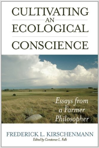 "Cover of ""Cultivating an Ecological Conscience"""