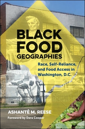 "Cover of ""Black Food Geographies"""