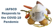 Logo for JAFSCD Responds to the COVID-19 Pandemic