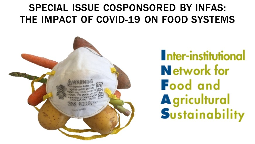Logo for COVID-19's Impact on the Food System