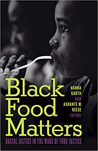 """Cover of """"Black Food Matters"""""""