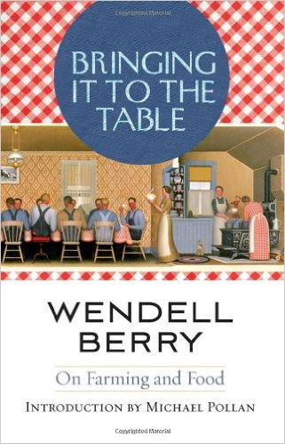 "Cover of ""Bringing It to the Table"""