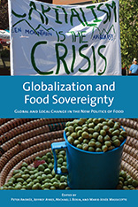 Cover of Globalization and Food Sovereignty