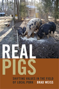"Cover of ""Real Pigs"""