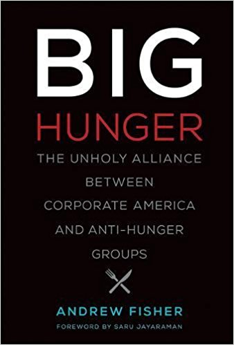 "Cover of ""Big Hunger"""