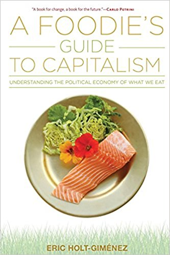 "Cover of ""A Foodie's Guide to Capitalism"""